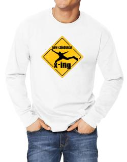 New Caledonian X-ing Long-sleeve T-Shirt