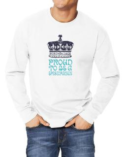 Proud To Be An Episcopalian Long-sleeve T-Shirt