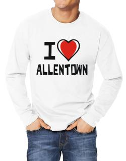 I Love Allentown Long-sleeve T-Shirt