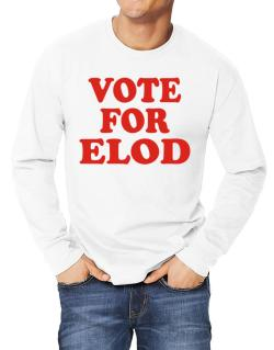 Vote For Elod Long-sleeve T-Shirt