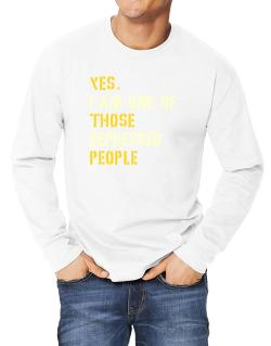 """ Those depressed people "" Long-sleeve T-Shirt"