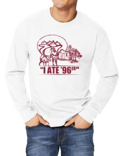 I ate 96er outdoors Long-sleeve T-Shirt