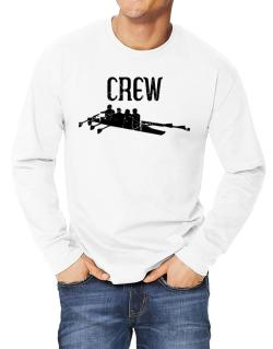 Crew rowing Long-sleeve T-Shirt