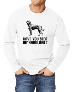 Have you seen my Broholmer? Long-sleeve T-Shirt