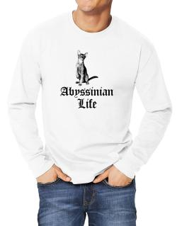 Abyssinian life Long-sleeve T-Shirt
