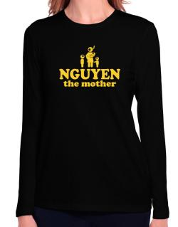 Nguyen The Mother Long Sleeve T-Shirt-Womens