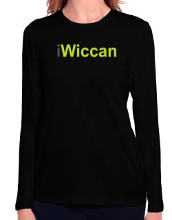 Iwiccan Long Sleeve T-Shirt-Womens