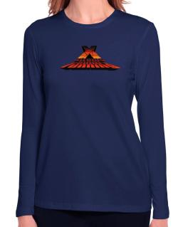 Xtreme Cross Country Running Long Sleeve T-Shirt-Womens