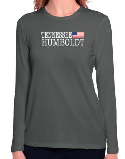 Humboldt State Long Sleeve T-Shirt-Womens