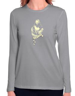 """"""" The lost years - Jesus """" Long Sleeve T-Shirt-Womens"""