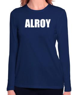 Alroy Long Sleeve T-Shirt-Womens