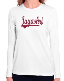 Jayashri Long Sleeve T-Shirt-Womens