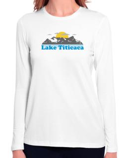 Lake Titicaca  Long Sleeve T-Shirt-Womens