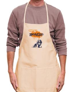 Owned By A Beagle Apron