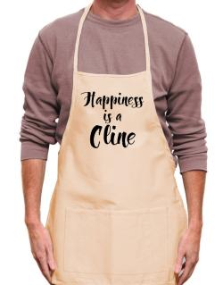 Happiness is a Cline Apron