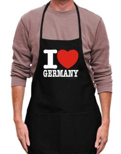 Mandil de I Love Germany