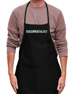 Documentalist Apron