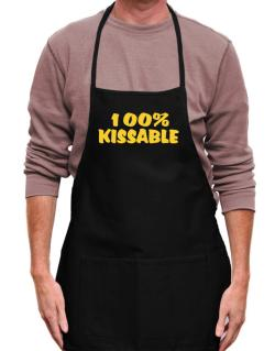 100% Kissable Apron