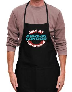 Only My Andean Condor Understands Me Apron