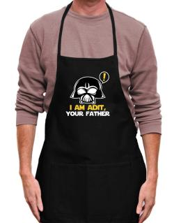 I Am Adit, Your Father Apron