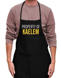 Property Of Kaelem Apron