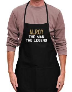 Alroy The Man The Legend Apron
