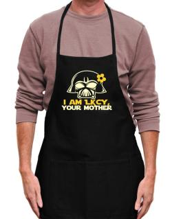 I Am Lucy, Your Mother Apron
