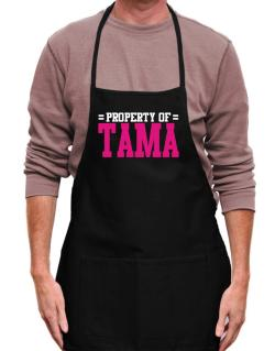 Property Of Tama Apron