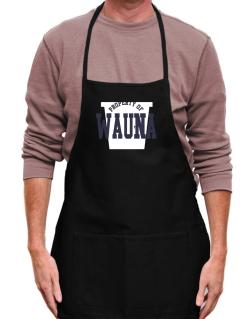 Property Of Wauna Apron