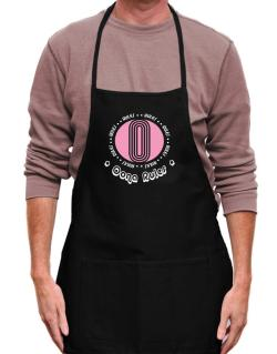 Oona Rules Apron