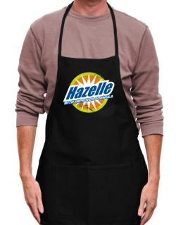 Hazelle - With Improved Formula Apron