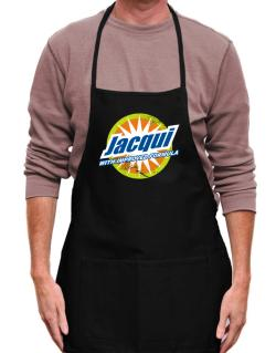 Jacqui - With Improved Formula Apron