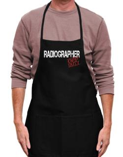 Radiographer - Off Duty Apron