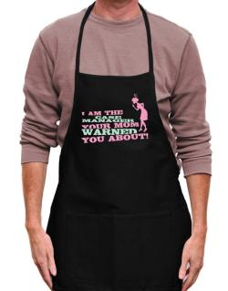 Case Manager Your Mom Warned You About Apron