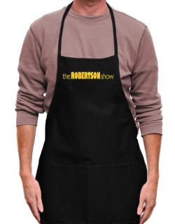 The Robertson Show Apron