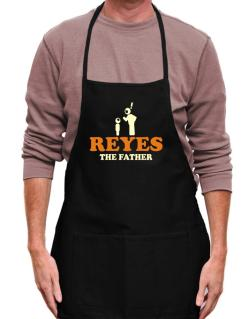 Reyes The Father Apron