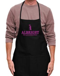 Albright The Grandmother Apron