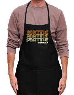 Seattle State Apron