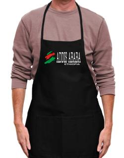 Brush Addis Ababa Apron