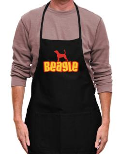 Breed Color Beagle Apron