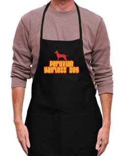 Breed Color Peruvian Hairless Dog Apron