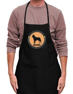 Belgian Malinois - Wiggle Butts Club Apron