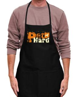 Life Is Short Pet Hard Beagle Apron