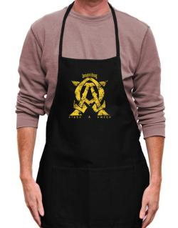 Weightlifting Alpha And Omega Apron