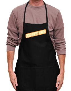 Cross Country Running Apron