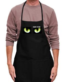 Aegean Cat Lady Apron