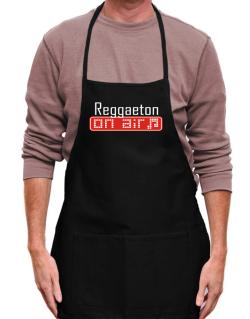 Reggaeton On Air Apron