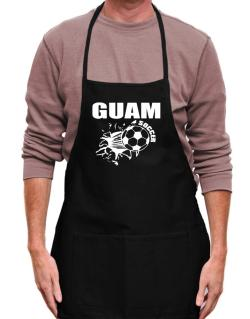 All Soccer Guam Apron