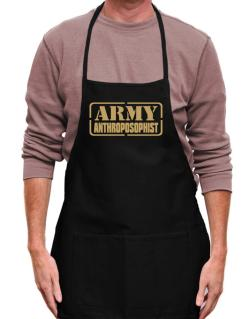 Army Anthroposophist Apron