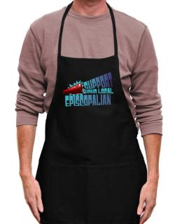 Support Your Local Episcopalian Apron